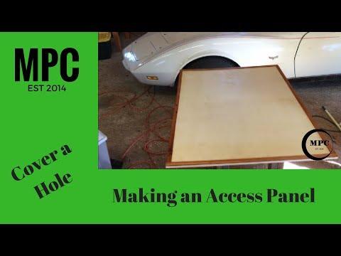 Making an Access Panel