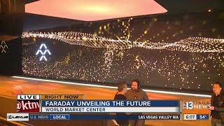 Faraday Future unveiling production car at CES