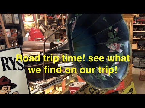 Robots, Rockets & Road Trip! what will we find on todays travelling tour!?