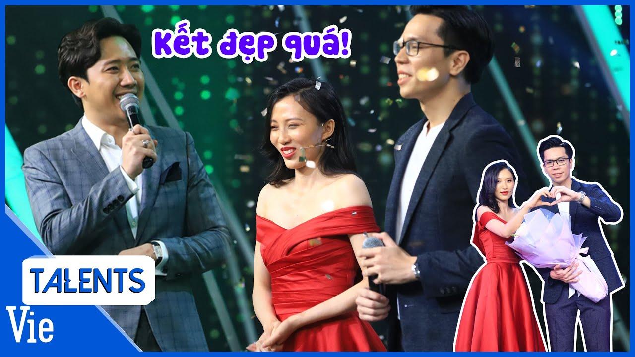 Mai Tường Vân kết đôi cùng chàng MC truyền hình Quốc hội, Trấn Thành hạnh phúc tột cùng | NALA Mùa 3