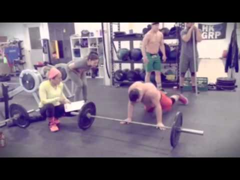 CrossFit Outlaw North 16.5 (v.1)