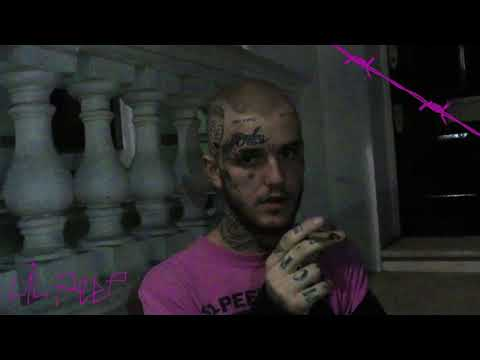 Lil Peep - 4 GOLD CHAINS ft. Clams Casino (Official Video)