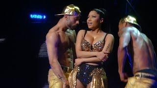 Nicki Minaj - Flawless ft. Beyonce (Brussels, Belgium - The Pink Print Tour, Palais 12 - HD)