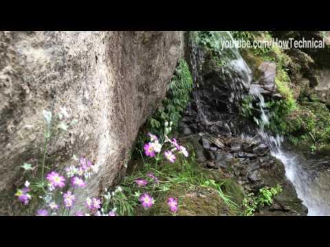 iPhone 4K Video Sample Part 3 : Beautiful Natural Scenery