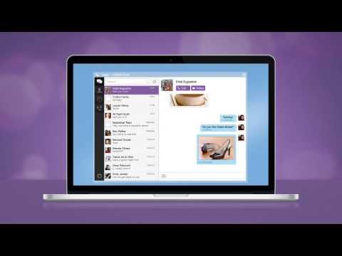 Introducing: Viber Desktop