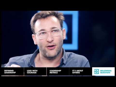 Simon Sinek - The Millennial Question - Millennials in the workplace