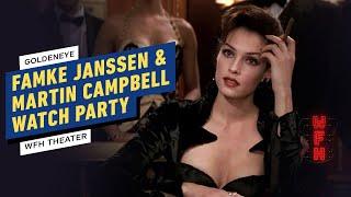 GoldenEye Live Watch Along w/ Famke Janssen and Martin Campbell