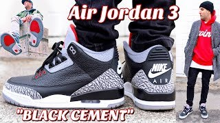 HOW TO STYLE - AIR JORAN RETRO 3