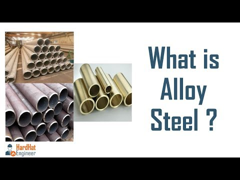 What is Alloy Steel in Process Piping? Low alloy vs High alloy steel - Piping Training Video-4