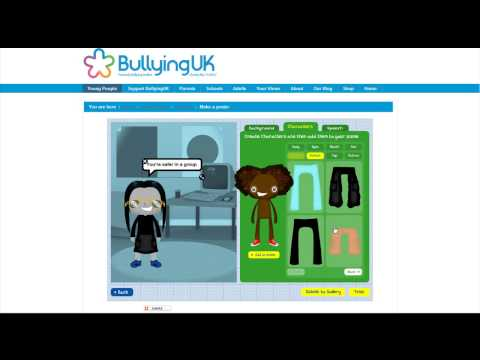 Create a FREE Anti-bullying Week Poster Online