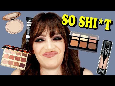 products I HATE from brands I love... SO SH*T!!!