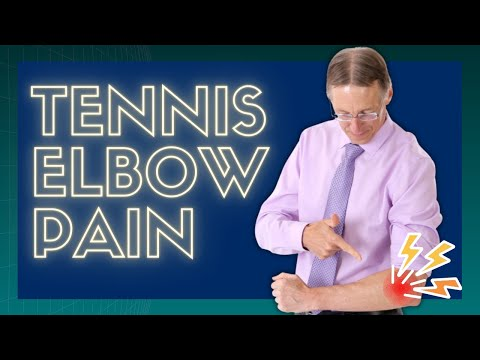 Tennis Elbow? Absolute Best Self-Treatment, Exercises, & Stretches.
