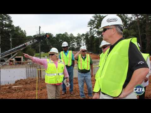 New wastewater treatment plant improves water quality in Valdosta, Georgia