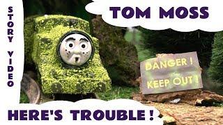 Tom Moss Funny Thomas The Tank Engine Kids Toy Story Gordon & Henry Episode 1
