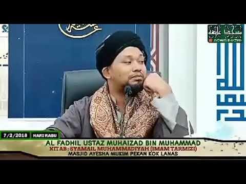 Dengarkan penjelasan tentang TAQLID dan TALFIQ. :  Al Fadhil Ustaz Muhaizad حفظه الله.