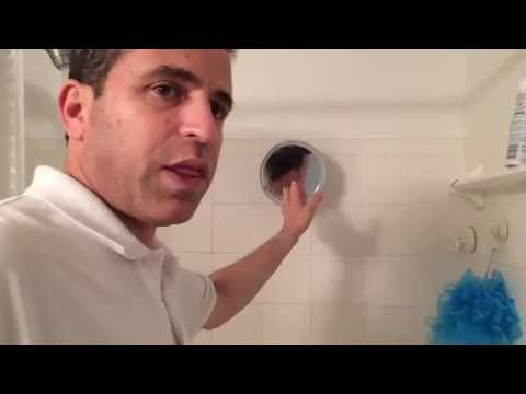 Fog Free Shower Mirror Review