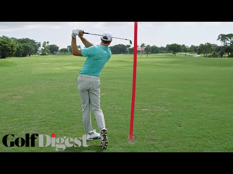 Dustin Johnson Perfectly Guesses His Shot Distance | Superhuman | Golf Digest