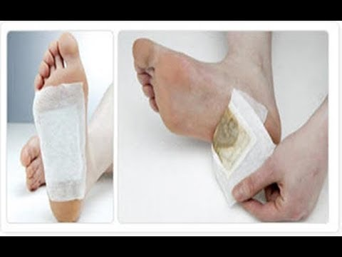 Make Detox Foot Pads At Home and Remove All Dangerous Toxins from Your Body Overnight