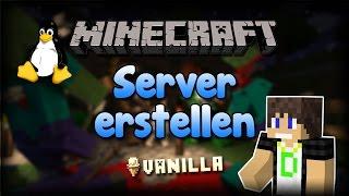 GlotzTV Videos - Minecraft server erstellen debian