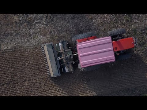 Planting Food Plots With the Firminator RT - The Management Advantage