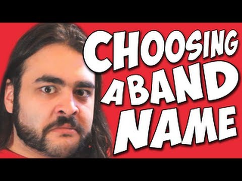 Choosing A Band Name [PTFIB]