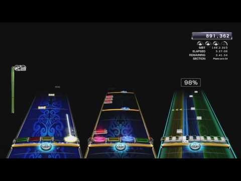Spark (Hiromi Uehara) Rock Band 3 Custom Song