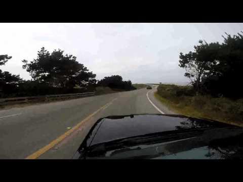Scenic drive 17 miles Monterey, Carmel, Pacific Coast Highway 1 - Part 1