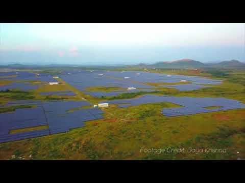 Ultra Mega Solar Park in Kadapa