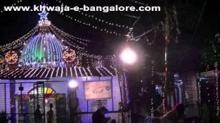 100th Urs Sharif Khwaja-e-Bangalore ( RA ) # Part 8 (* Qawali at Dargah Sharif Urs 2012 *)