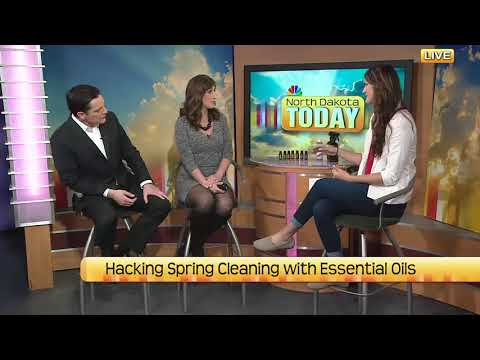 NDT Hacking spring cleaning with essential oils part one