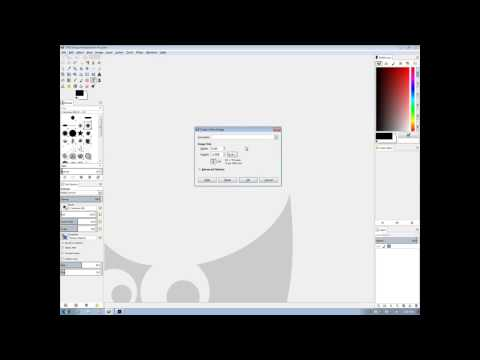 How to Change Pixels per Inch in GIMP