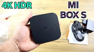 MI Box S Review | 4K HDR