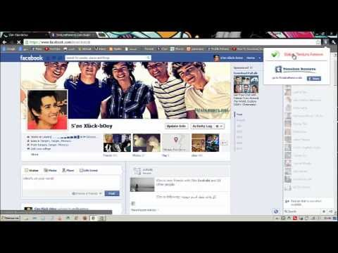 How To Get The Old FaCeBook ProFile's Look