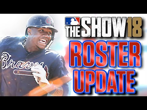 MLB The Show 18 Roster Update - May 4th 2018