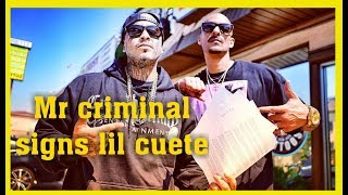 Mr.criminal Signs Lil Cuete To Crimefamily Ent.