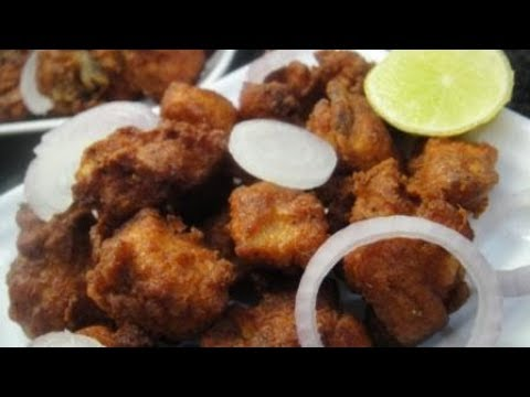 Chicken 65 In Tamil | No Maida No Added Colour | Chilly Chicken In Tamil | Gowri Samayalarai