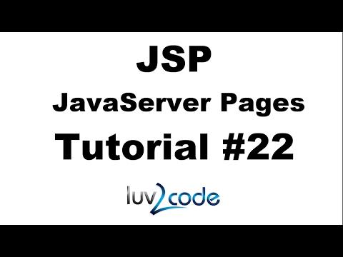 JSP Tutorial #22 - JSP Forms Checkbox Part 2