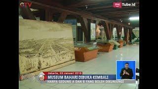 Museum Bahari Dibuka Kembali, Pengunjung Bisa Menikmati Koleksi Bersejarah - BIS 23/01