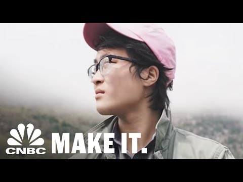 How This NYU Student Paid His $200,000 Tuition On His Own Without Student Loans | CNBC Make It.
