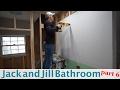 Jack and Jill Bathroom Remodel - part 6