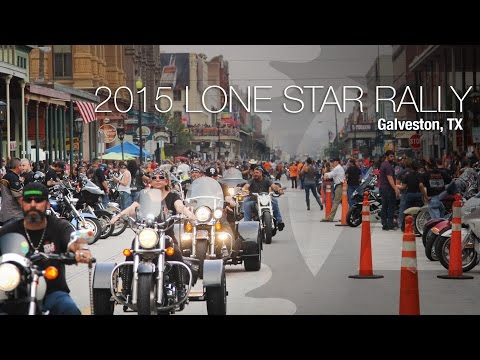 2015 Lone Star Rally Review - MotoUSA