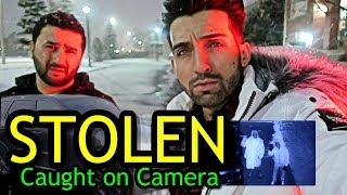 MY CAR GOT STOLEN LAST NIGHT (Caught on Camera!!)