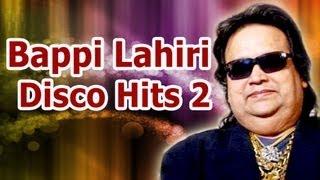 Bappi Lahiri Hit Songs (HD)  - Jukebox 2 - Top 10 Bappi Da Bollywood Retro Disco Hits