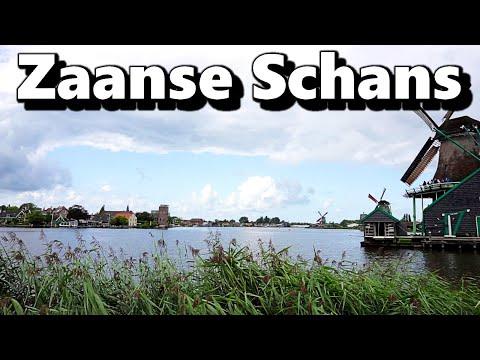 ¿Cómo llegar y qué hacer en Zaanse Schans? | Típicos molinos en Holanda del Norte