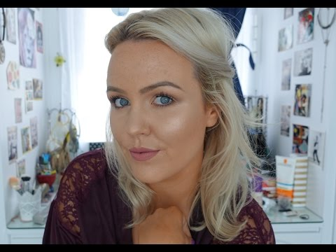 Natural Makeup For A Hot Climate (DUBAI) - Chit Chat