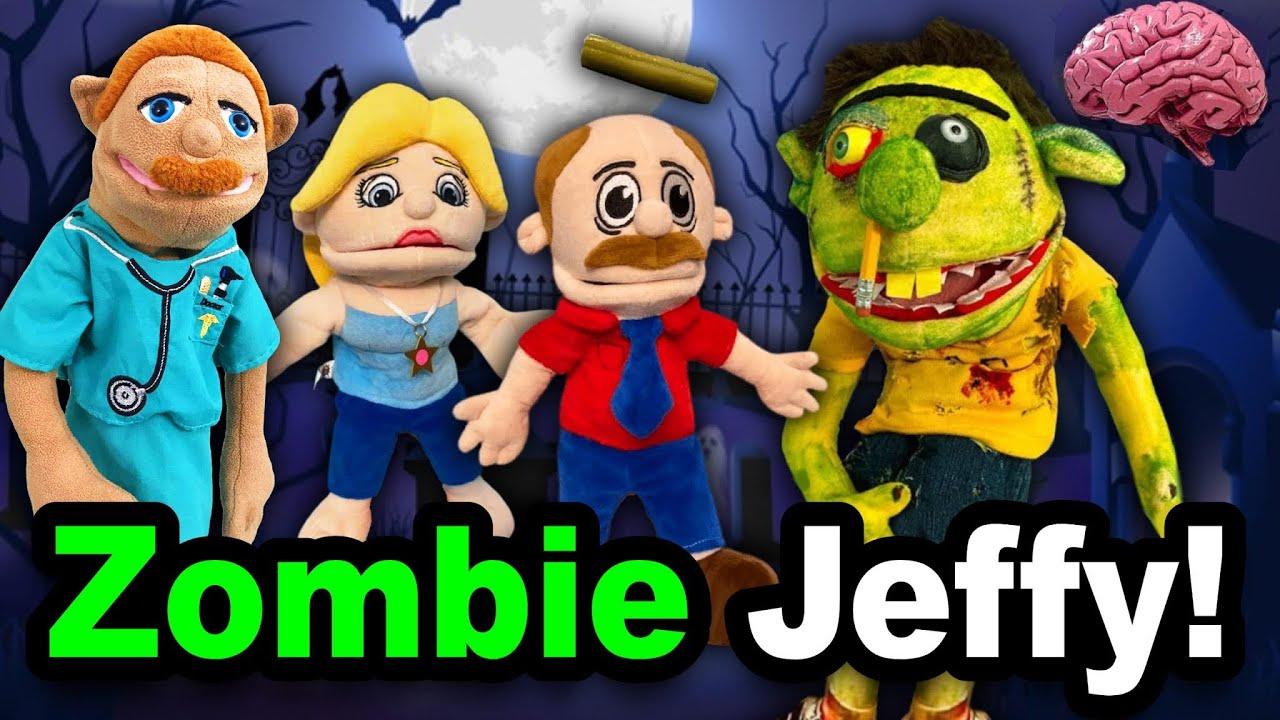 SML Movie: Zombie Jeffy!