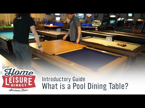Pool Dining Tables: What They Are and Why You Need One
