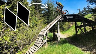 Download First Time Hitting This Double Black Trail! - Whistler Bike Park Opening Day 2 Video