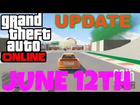 GTA 5 June 12th UPDATE Whats New **Super Sport DLC**