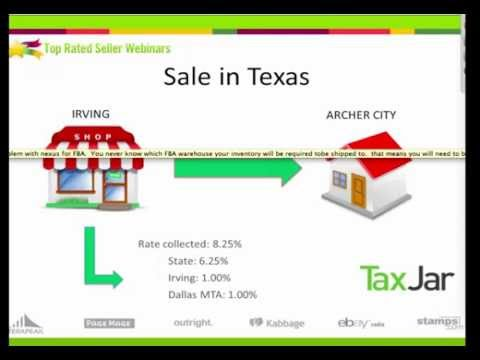 Sales Tax Tips for Ecommerce Sellers